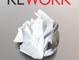 REWORK [Book Review]